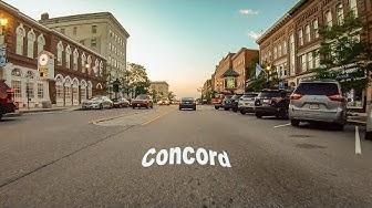 Concord, New Hampshire, USA
