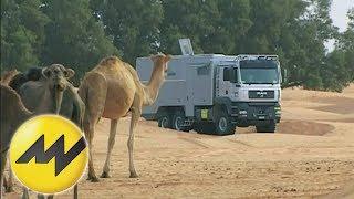 Offroad-Wohnmobil von Action Mobil: Dieser MAN ist wie gemacht für die Wüste