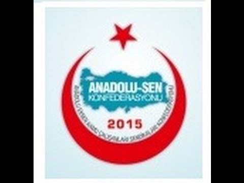 Anadolu Sen Konfederasyon Tanıtım Slaytı