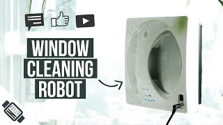 Window cleaning robot - is it good? [Alfawise WS-960 Review]