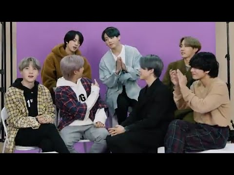 BTS (방탄소년단) FULL Interview With Spotify   Meaning Of Their Solo Songs, MOTS: 7 And Old Playlists
