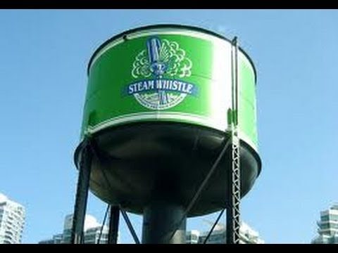 Trip/Tour of SteamWhistle Brewery (1/2)
