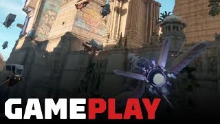 Beyond Good and Evil 2 Gameplay - Augments, Vehicles, Co-Op