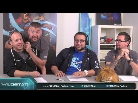 Wildstar Devs UNLEASHED - Game Philosophy, Post Launch Content, Raiding, Housing, ect.