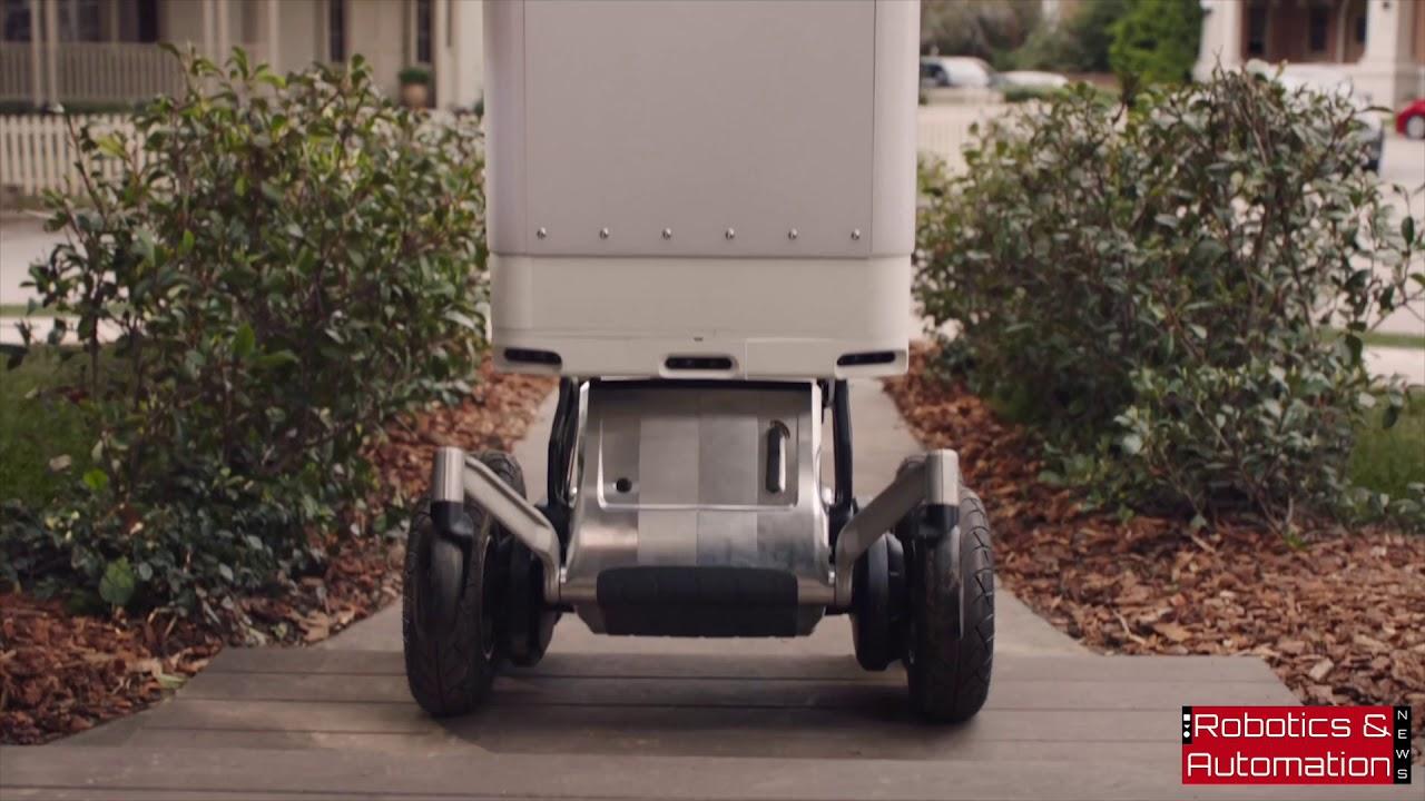 FedEx SameDay Bot delivery robot