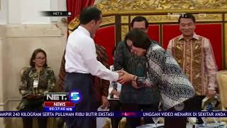 Sri Mulyani Dinobatkan Jadi Menteri Terbaik - NET 5