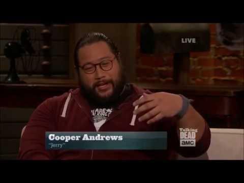 Talking Dead - Cooper Andrews (Jerry)