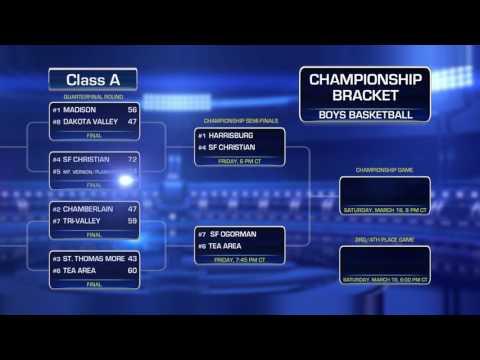 The Final Score - 2017 Boys Basketball Quarterfinals