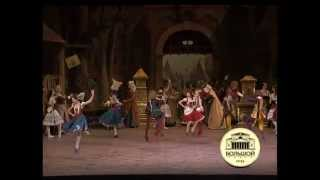Bolshoi Esmeralda Act 1 & Children's Dance
