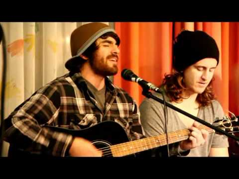 Wolves at the Gate - Heralds (Acoustic) @ Christmas Rock Night 2011