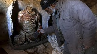 Chinese demands, rebels and Buddhist ruins stall Afghan copper dream