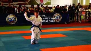 Первенство России по каратэ WKF г. Липецк 22-24 апреля 2016 г.
