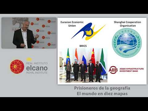 Prisoners of Geography #DebatesElcano14
