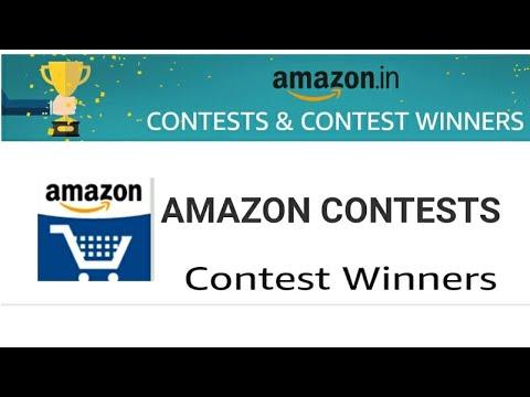 amazon quiz winners check winner list amazon guiz contest winner 2018