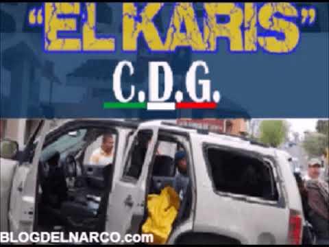 La Historia de El Karis del Cartel del Golfo y el dia de la incursion Zeta en Reynosa