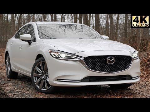 2020 Mazda 6 Review | NEW Upgrades For 2020