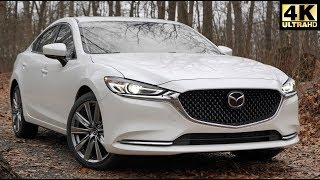 2020 Mazda 6 Review  NEW Upgrades for 2020
