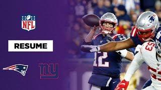 NFL : Le nouveau récital des Patriots et de Brady