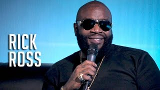 Rick Ross Speaks On Working w/ 50 Cent, Black Market & Marriage