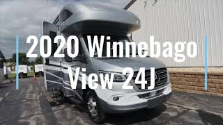 2020 Winnebago View 24J at Winnebago Motor Homes