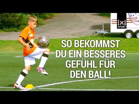 Fussballtraining Mit Kindern Technikerkreis Fussball