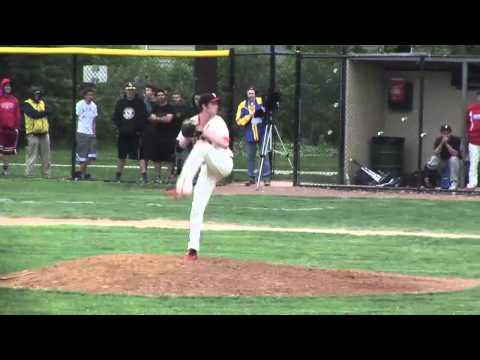 Barrington vs. Rolling Meadows High School Baseball Game 5-17-13