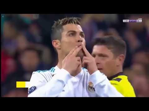 اهداف مباراة ريال مدريد وباريس سان جيرمان 5 2 HD ذهاب واياب دوري الابطال جنون عصام الشوالي