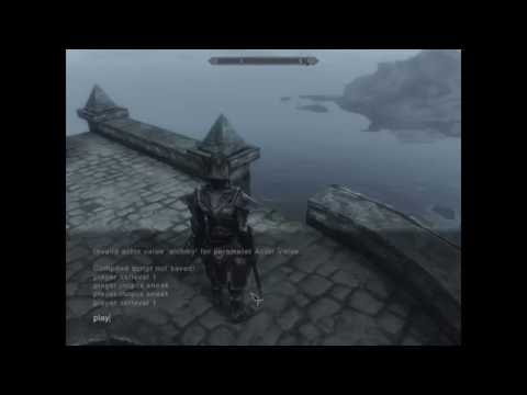 How To Get Many  Perk Points In Skyrim Pc