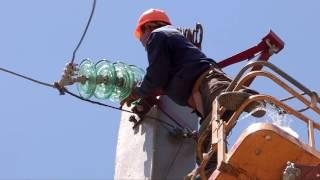 Энергетики обновили оборудование в четырёх районах Шымкента