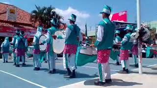 Drumband MTG jepura bakti festival lomba kecamatan