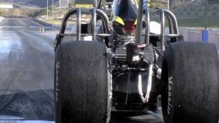 Fastrack Drag Racing - First public day