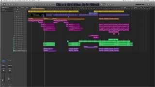 Recording & Editing Vocals in Logic Pro X