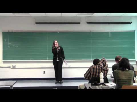 Oct 26 1:30 lecture