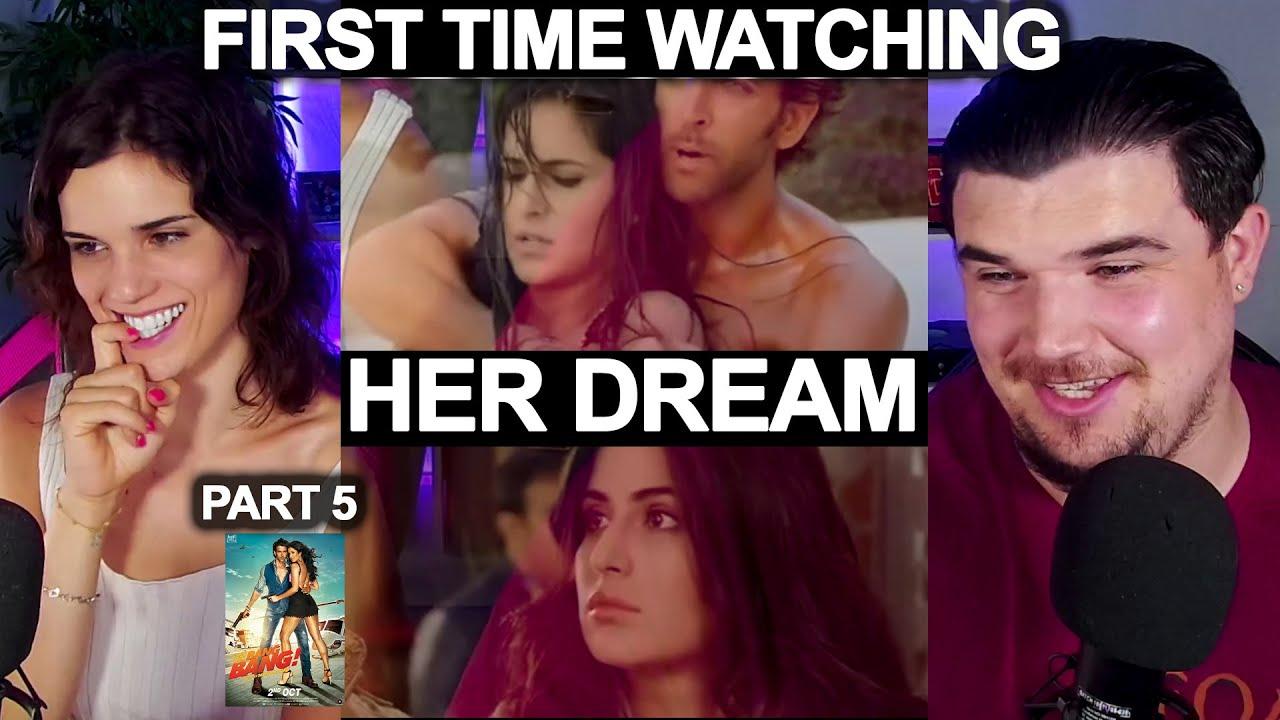 Bang Bang - PART 5 - HER DREAM! - Hrithik Roshan, Katrina Kaif