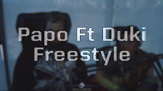 Papo Ft Duki - Freestyle (Millerm Remix)