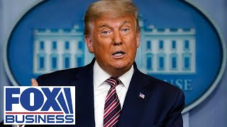 Trump delivers remarks on lowering prescription drug prices