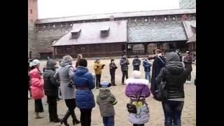 Видео Средневековый танец(Средневековый танец. Лидский замок. 4 ноября 2016., 2016-11-08T15:15:56.000Z)