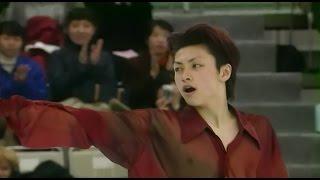 [HD] 田村岳斗 Yamato Tamura - 2000 Four Continents - Free Skating 田村ヤマ子 検索動画 7