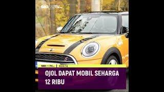 OJOL DAPAT MOBIL SEHARGA 12 RIBU #VideoText