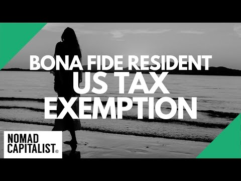 How to Lose Your Offshore Tax Exclusion