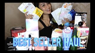 WHAT I GOT FROM JAPAN | skincare make up best seller haul