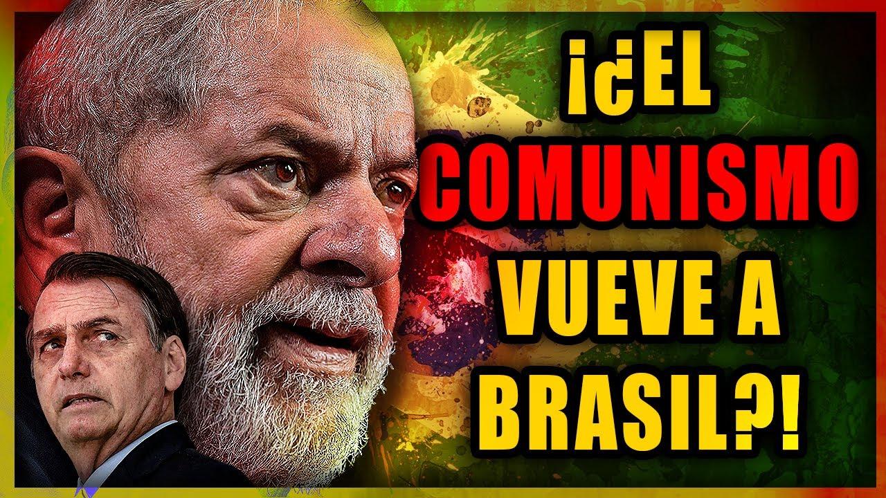 Elecciones en BRASIL: ¿Resurge Lula? | ¿Cuál es la estrategia de Bolsonaro para mantener el poder?