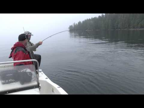 The Legacy Experience: Episode 4 - Bucktailing Inshore Tyees