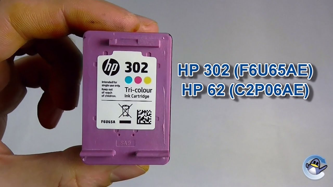 How To Refill Hp 302 Hp 304 Hp 62 Tri Colour Ink Cartridges Youtube