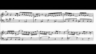 J.S. Bach - BWV 1080 - (17) Canon per augmentationem
