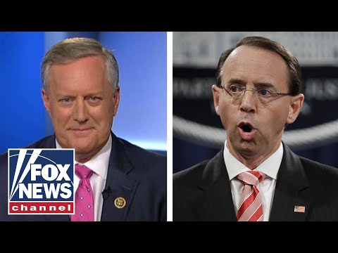 Meadows: Rosenstein needs to be transparent with Americans