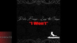 Disko Boogie ft. Luigi - I Wont [Prod. By Disko Boogie] [New 2015]