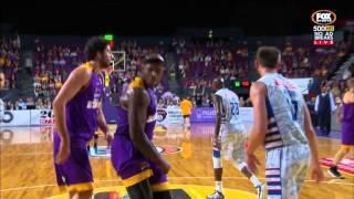 NBL Highlights: R5 Sydney Kings def. Adelaide 36ers