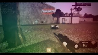 MAD PAINTBALL 2 in ROBLOX!
