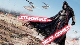 ТОП 10 игр по Звездным Войнам Star Wars